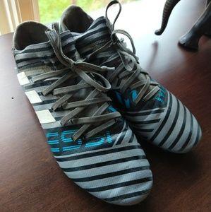Adidas Messi Nemesis Boys Soccer Cleats